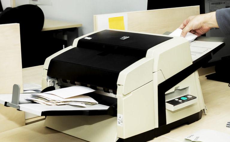 Digitalització de documents